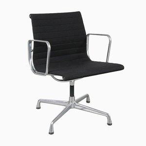 Deutscher EA108 Hopsak Stuhl aus Aluminium von Charles & Ray Eames für Vitra, 2000er