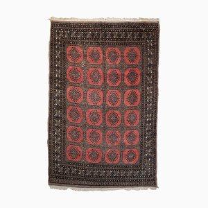 Handgefertigter Vintage Teppich aus Wolle, 1970er