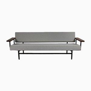 Stoff und Metall Sofa von Rob Parry für De Ster Gelderland, 1950er