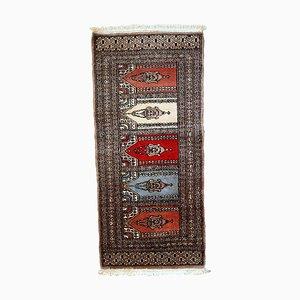 Tapis Bukhara Uzbek Vintage, 1970s