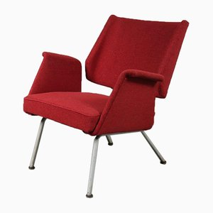 Fauteuil Mid-Century, Pays-Bas, 1950s