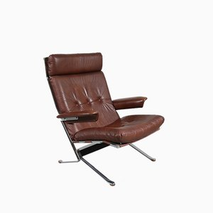 Mid-Century Executive Lounge Chair, 1960s