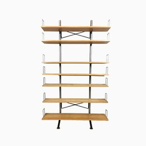 Vintage Wall Shelf by Willy Guhl for AWESO
