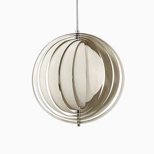 Vintage Moon Lampe von Verner Panton für Louis Poulsen
