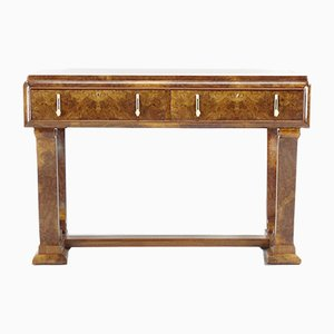 Art Deco Console Table from Hille, 1930s