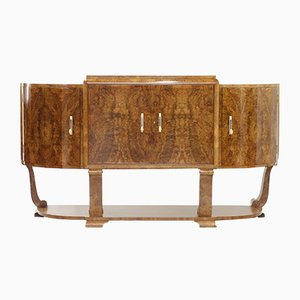 Art Deco Sideboard from Hille, 1930s