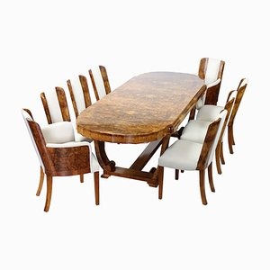 Art Deco Dining Set from Hille