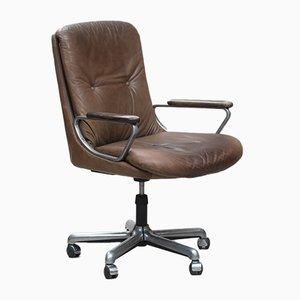 Chaise de Bureau Mid-Century, Italie