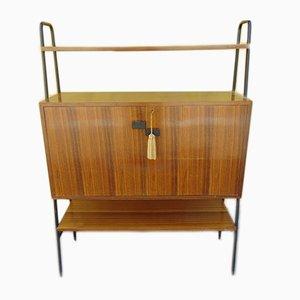 Sideboard aus Teak & Eisen, 1950er