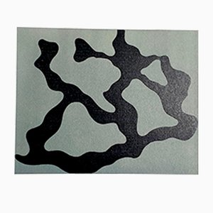 Etching by Jean Arp, 1954