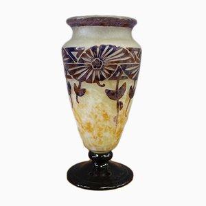 Vase Art Déco Vintage de Charder, France