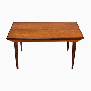 Rosewood No. 43 Dining Table by Jens Aerthoj Jensen & Tage Molholm for Jens Aerthoj Jensen & Tage Molholm, 1960s