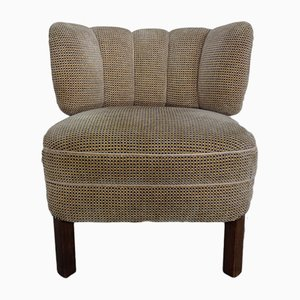 Vintage Armchair by Otto Schulz for Boet, 1940s