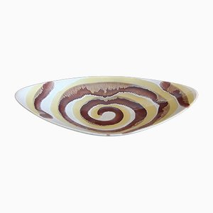 Vintage Ceramic 1919/30 Fruit Bowl from Scheurich