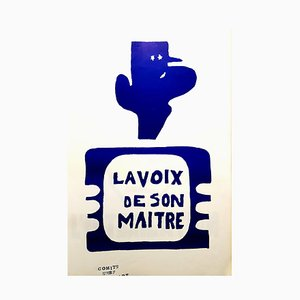 Französisches Mai 68 Poster, 1968
