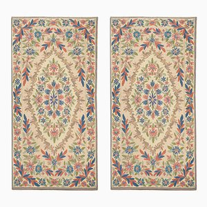 Vintage Wool Carpets, 1983, Set of 2