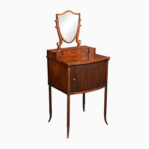 Antique Regency Mahogany Dressing Table