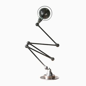Vintage Lampe aus Metall von Jieldé
