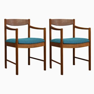 Teak Side Chairs from McIntosh, 1970s, Set of 2