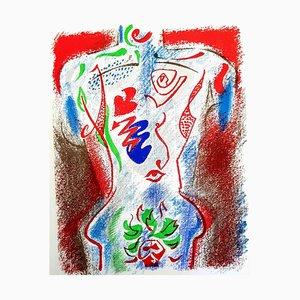 Lithographie par André Masson, 1964