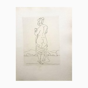 Ovid's Heroides Etching by André Derain, 1938