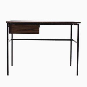 Schreibtisch aus Laminat & Stahl von Pierre Guariche für Meurop, 1960er