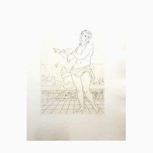 Ovid's Heroides Radierung von André Derain, 1938
