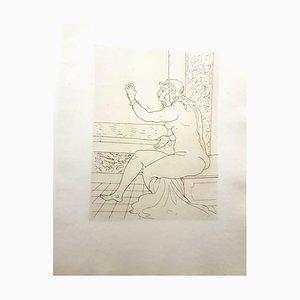 Acquaforte Ovid's Heroides di André Derain, 1938