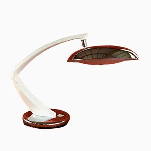 Boomerang Table Lamp from Fase, 1960s