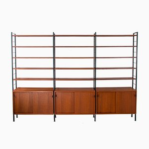 German Teak Model 03 Bookcase by Florence Knoll Bassett for Knoll International, 1960s