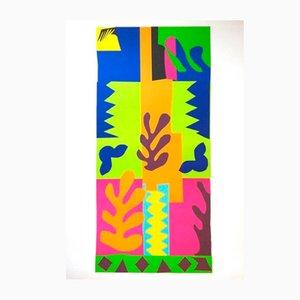 The Screw Druck von Henri Matisse, 1950er