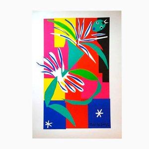 Acrobat by Henri Matisse, 1950s
