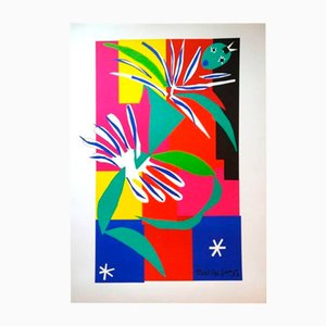 Acrobat par Henri Matisse, 1950s