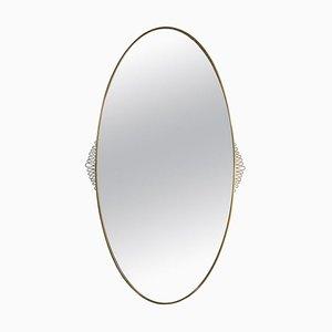 Mid-Century Mirror, 1950s