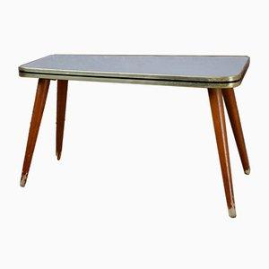 Tavolino vintage in faggio, anni '50