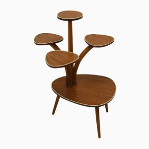 Mid-Century Plant Stand or Flower Table, 1950s