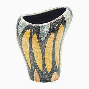 Mid-Century Art Deco Ceramic Vase, 1940s