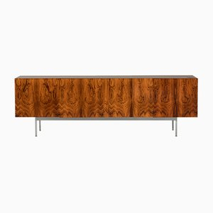 German Rosewood B40 Credenza by Dieter Wäckerlin for Behr, 1960s