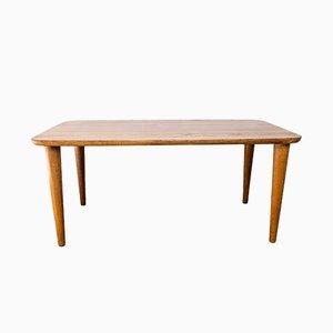 Table Basse en Teck de Poul Jeppesens Møbelfabrik, Danemark, 1960s