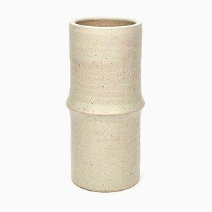 Grand Vase Minimaliste en Céramique de Mobach, 1970s