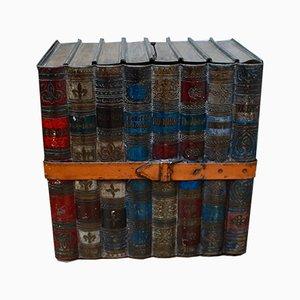 Coffret en Forme de Livres Série Waverly Antique de Huntley & Palmer, 1903