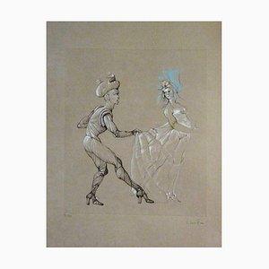 Les Femmes Stich von Leonor Fini, 1960er
