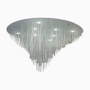 Lampada da soffitto Volatilis scultorea di Paul Coudamy