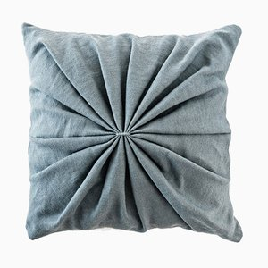 Dark Grey Ami Cushion by Lisa Hilland for Mylhta