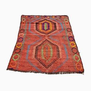 Vintage Turkish Wool Carpet, 1960s