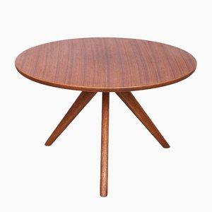 Tavolino da caffè Mid-Century in faggio e teak di G-Plan, anni '60