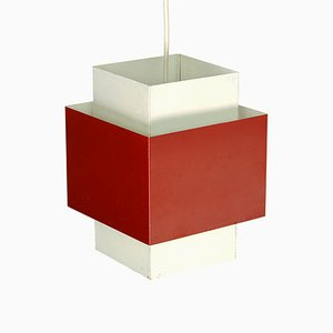 Swedish T174 Selectra Pendant Light by Hans-Agne Jakobsson, 1960s