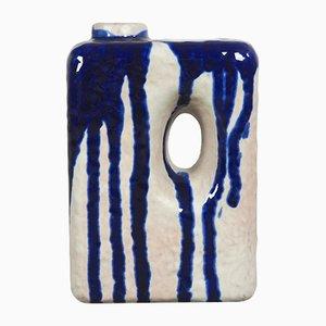 Mid-Century German Ceramic Chimney Vase from Marei Keramik, 1960s