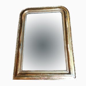 Antique French Louis Philippe Mirror, 1890s