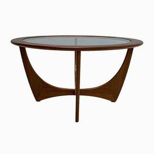 Tavolino da caffè Astro vintage di G-Plan